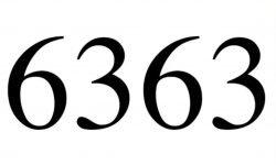 El número angelical 6363: Ángeles y significado