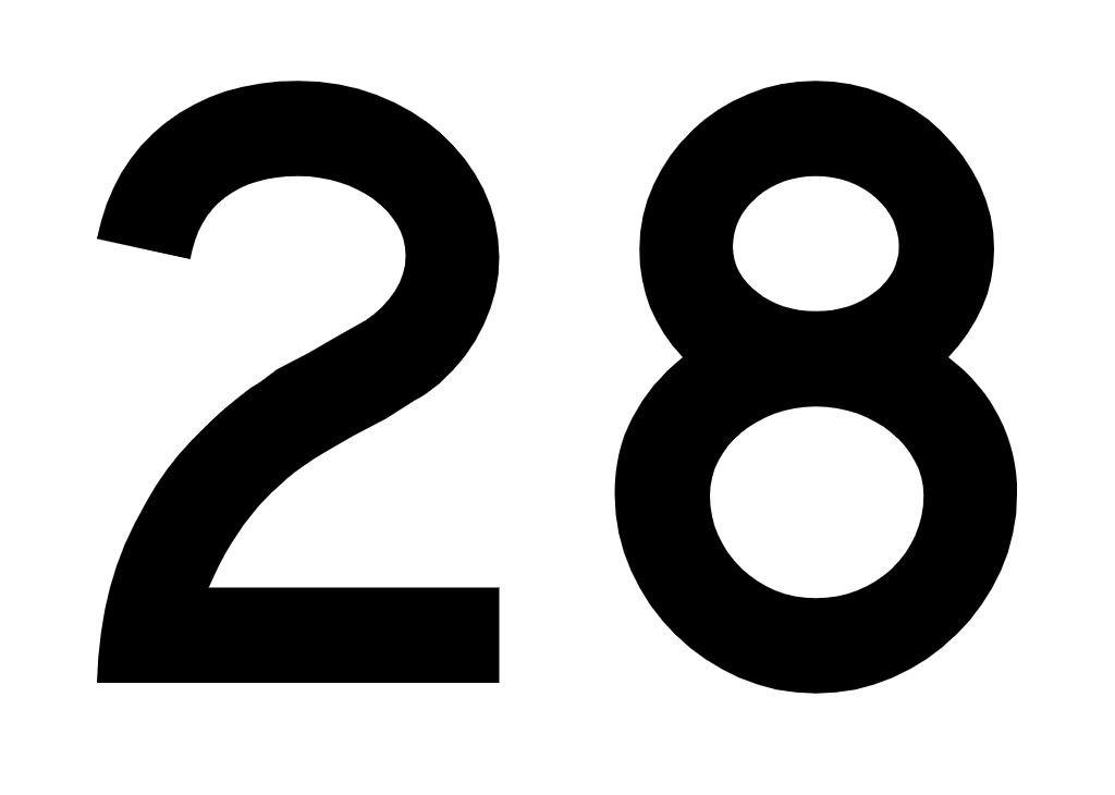 El número angelical 28