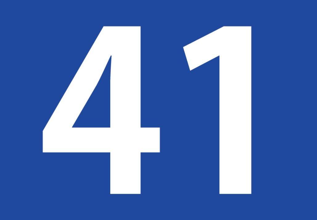 El número angelical 41