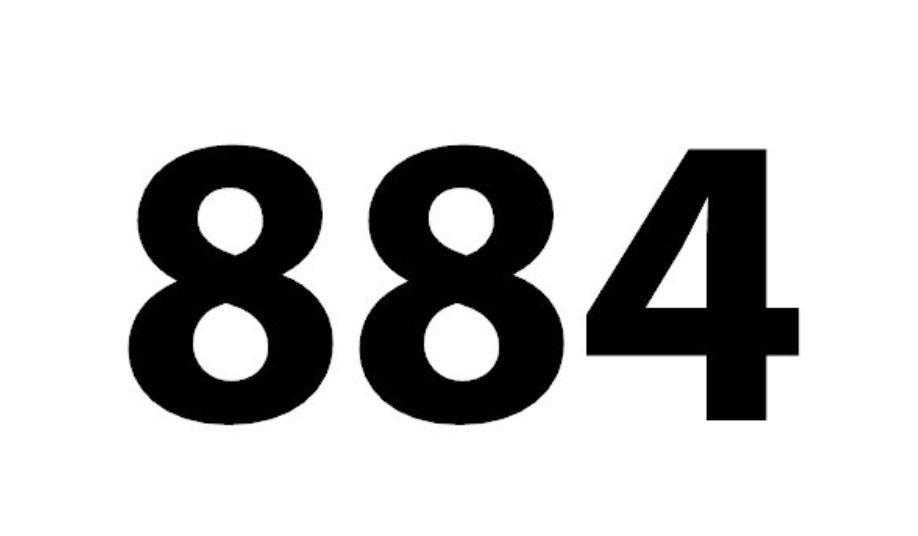 El número angelical 844