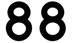 El número angelical 88: Ángeles y significado