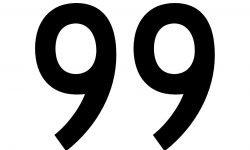 El número angelical 99: Ángeles y significado
