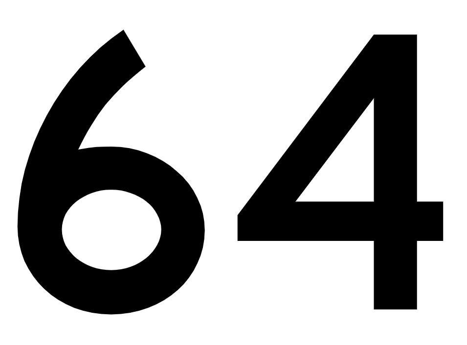 El número angelical 64
