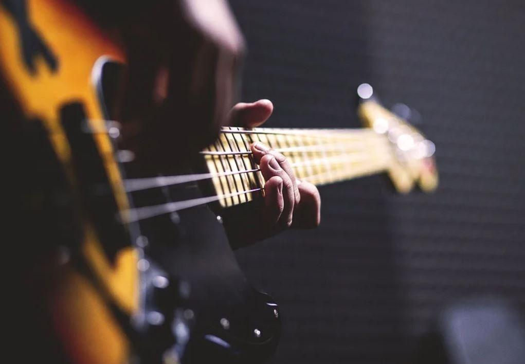 Soñar con guitarra